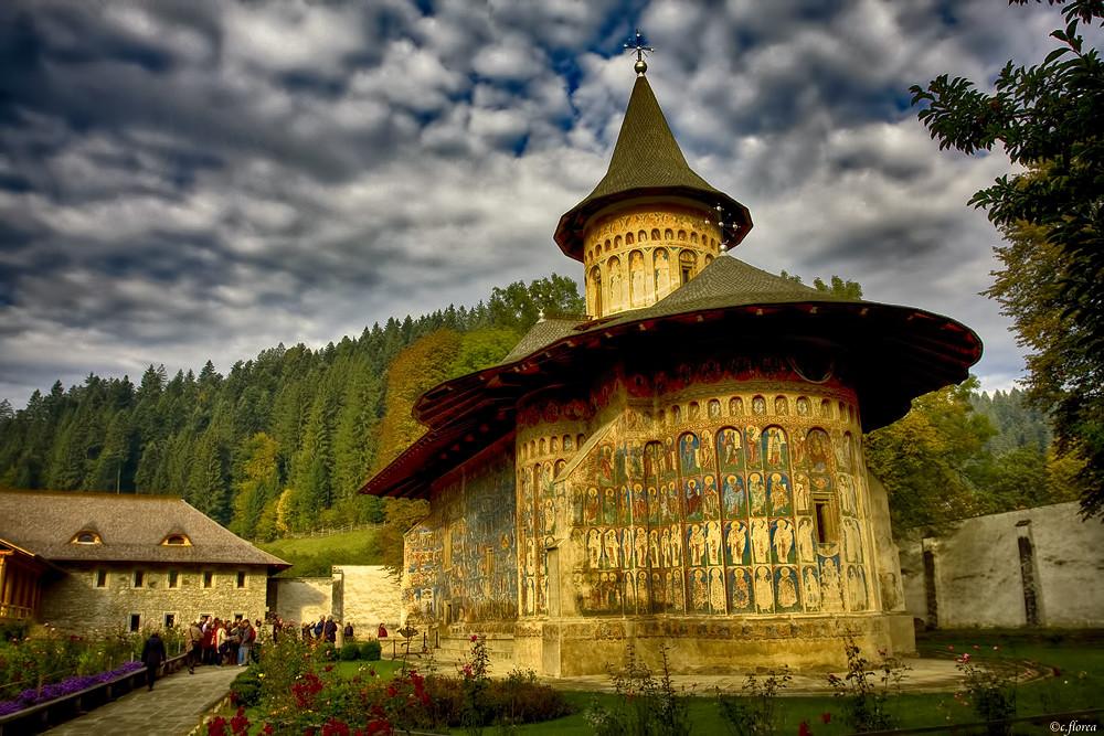Voronet - Bucovina Monastery