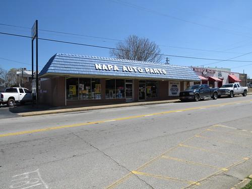 NAPA Auto Parts, Winder, GA