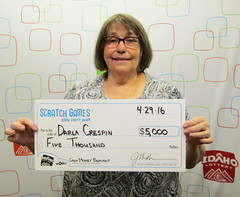 Darla Crespin - $5,000 Cash Money Blowout