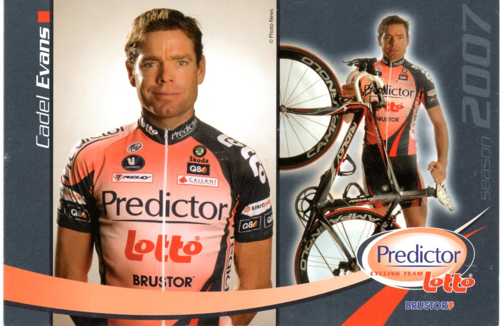 Predictor-Lotto 2007 / EVANS Cadel