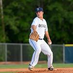 BHS Varsity Baseball Playoffs vs Nation Ford 5/3/16
