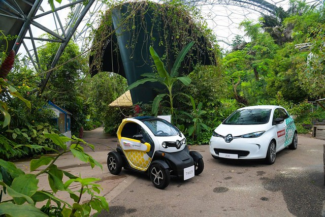 Renault elektricni vozila vo Project Eden (2)