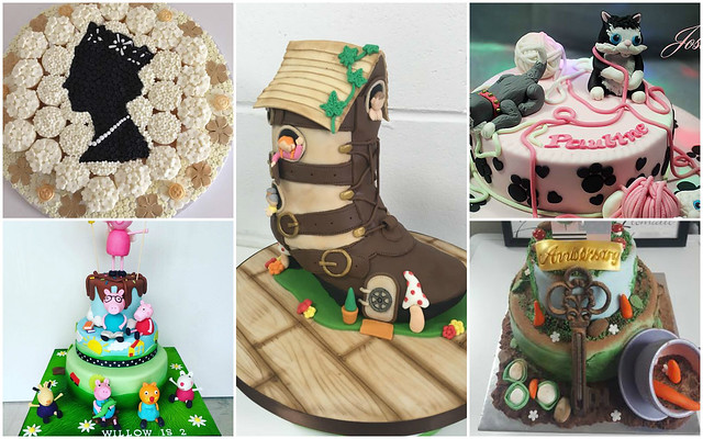 Search for July 2016's Super Adorable Cake: A Friendly Competition