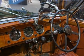 1938 Lagonda 4½-Litre LG6 châssis court cabriolet - 287.500 €