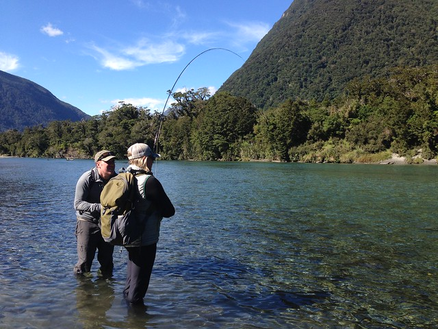heli fishing new zealand