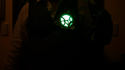 steampunk reactor