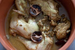 Hühner-Biriyani Omani Style