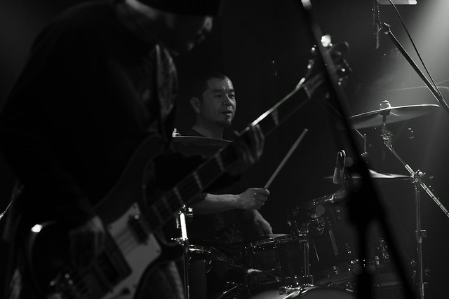 SPUTNIK KOMBINAT live at 獅子王, Tokyo, 25 Mar 2015. 286