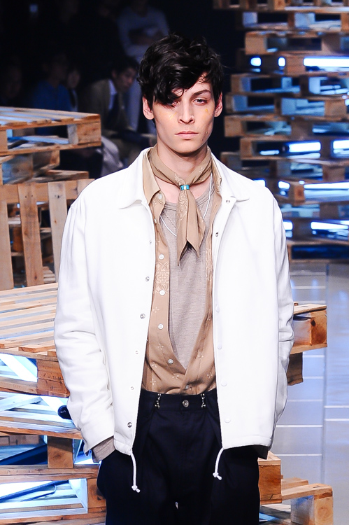 FW15 Tokyo DISCOVERED048_Flint Louis Hignett(Fashion Press)
