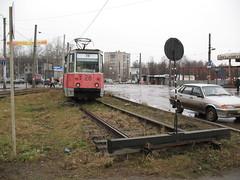 Ryazan tram 71-605 28 2007