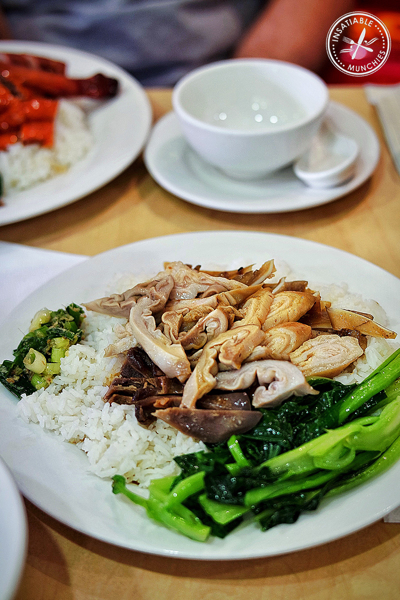 Braised Offal on Rice, Barbecue One Eastwood