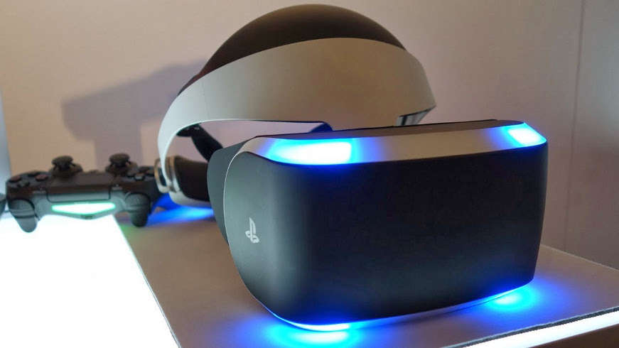 ps4, project morpheus, realidad virtual