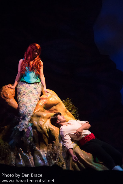 The Voyage of the Little Mermaid