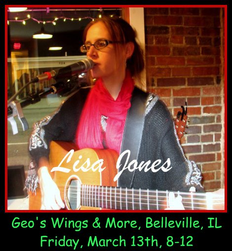 Lisa Jones 3-13-15