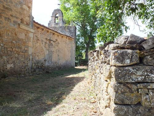 Iglesia de S. Adrián de Balneare
