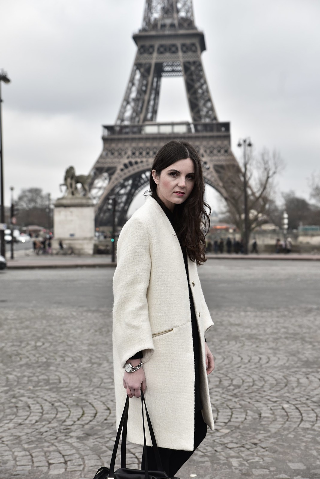 white coat Paris6