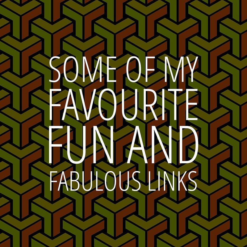 Favourite fun and fabulous links frmo around the web March 2015