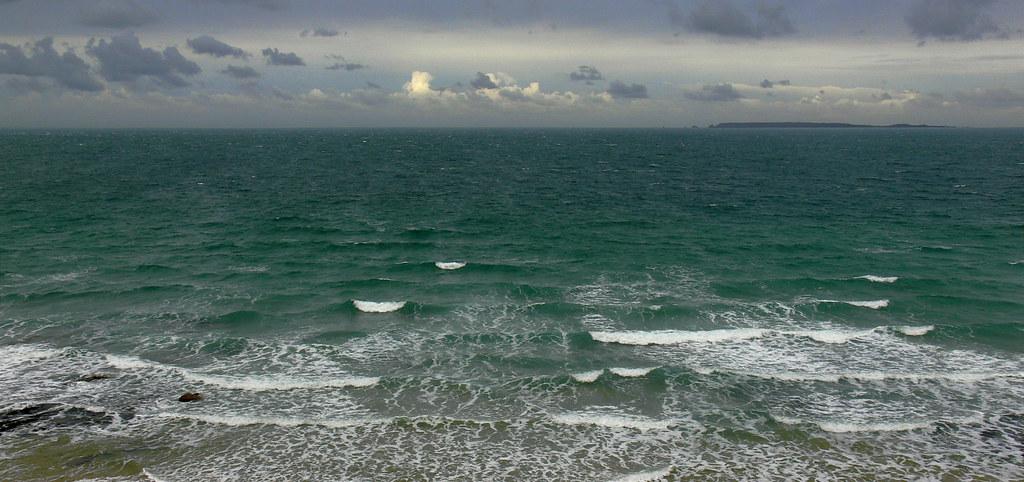 la mer, toujours recommencée