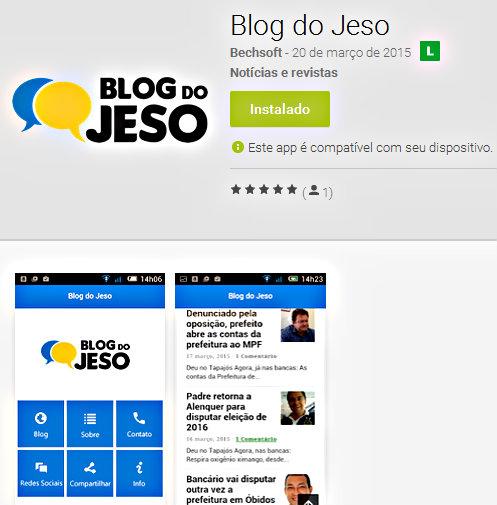 app blog