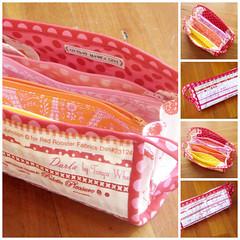 Sew Together Bag Selvedge