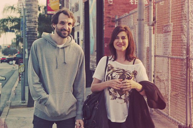 Maite and Julian in Hollywood (2015)