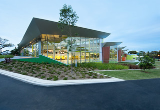 PROJ - Annette Kellerman Aquatic Centre featuring XP Smooth in Kimberley