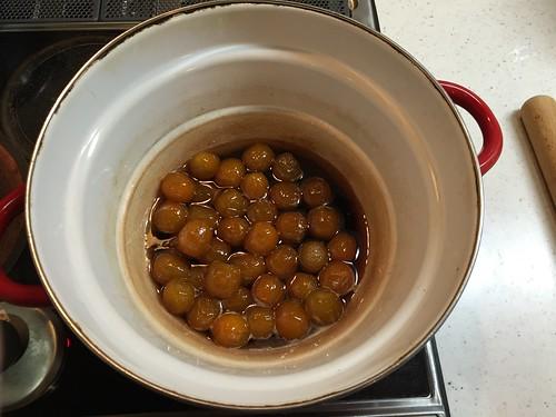 金柑の甘露煮4