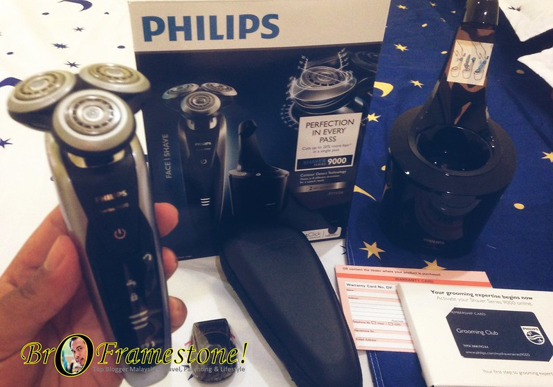 Philips Shavers Series 9000