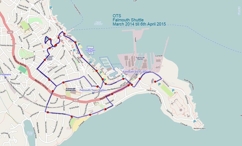 OTS Route-FalmouthShuttle 2014-03-03