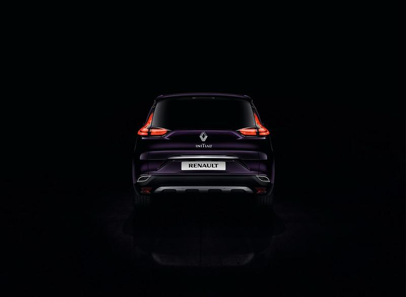 Самый дорогой минивэн Renault Espace Initiale Paris