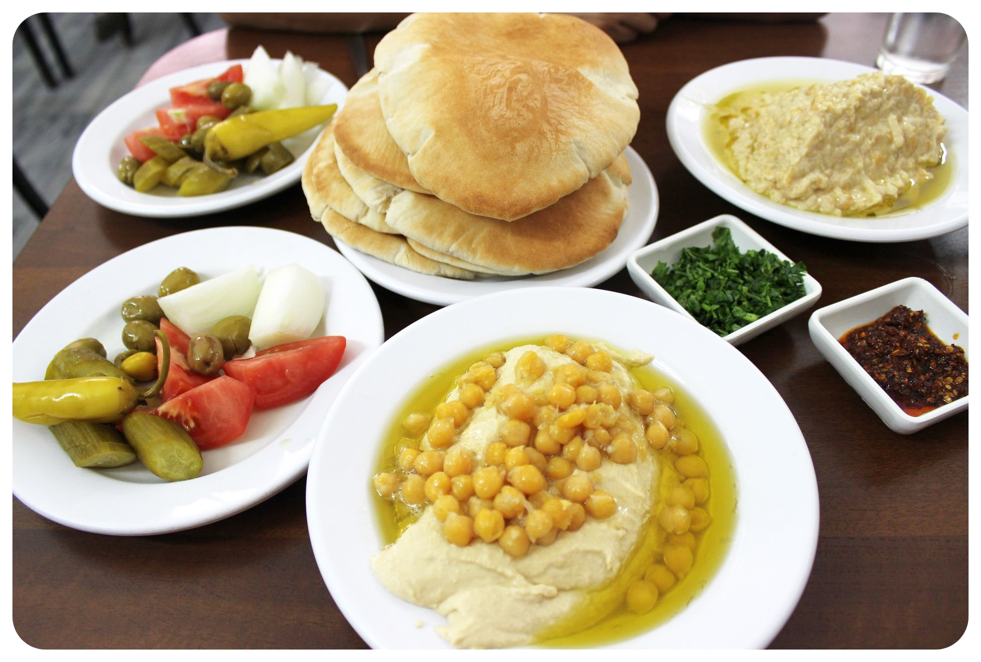 best food in israel