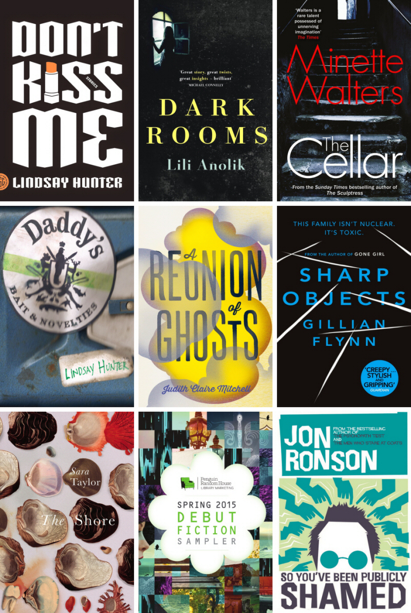 March 2015 books