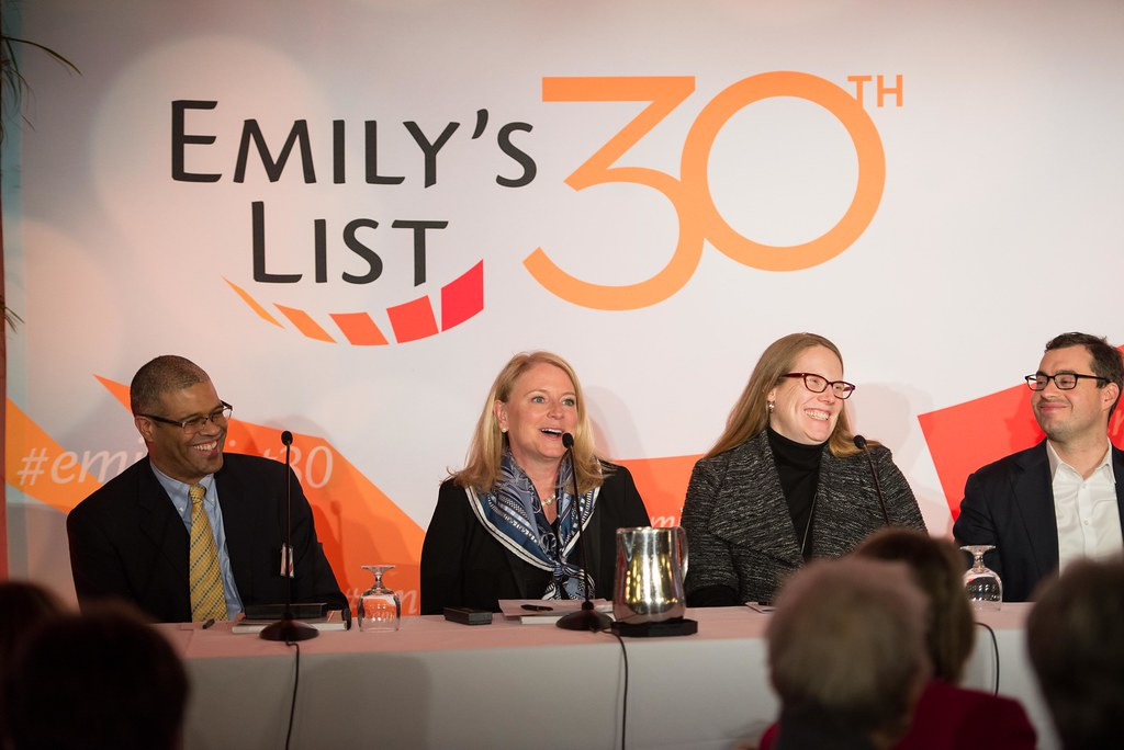EMILY's List 30th Anniversary Celebration