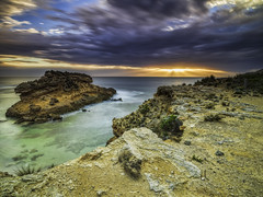 Bay of Islands Sorrento Sunset