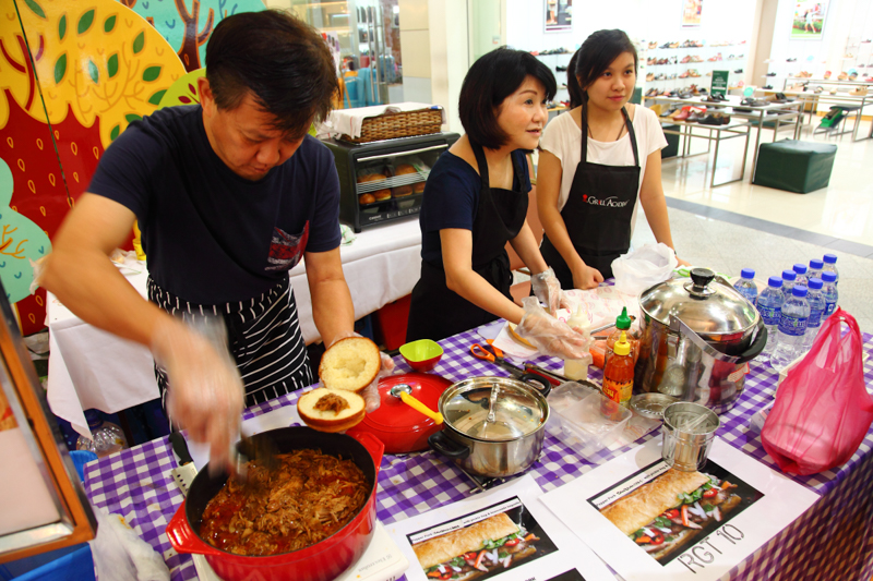 Tony's Cooking