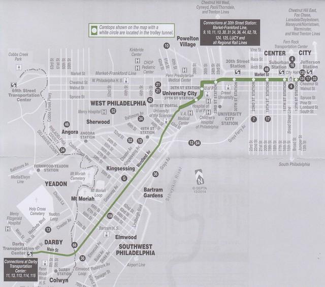 Trolley 11 Map 2015
