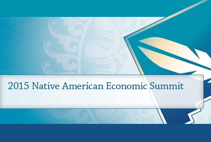 The annual Native American Economic Summit is hosted by the American Indian Chamber of Commerce and the State of New Mexico's Indian Affairs Department.