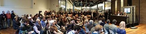 Presentació Revoltats a Barcelona