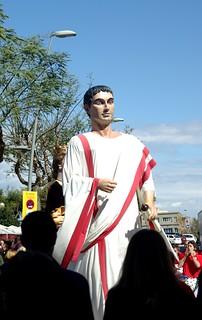 Gegant togat: Romans a Premià de Mar