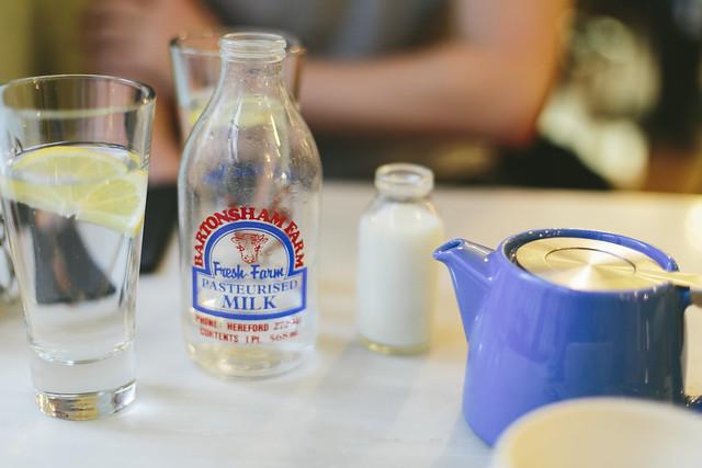 Liberty Cafe Afternoon Tea