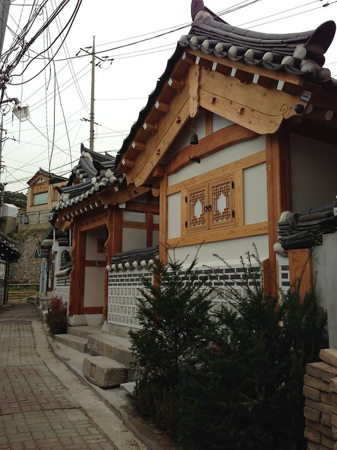 Beautiful hanok