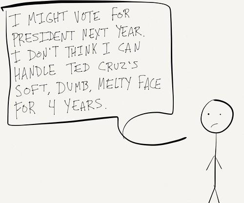 Ted Cruz's Face