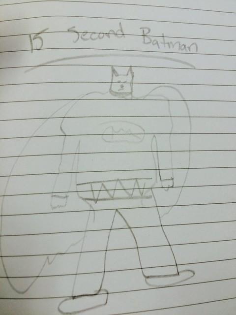15 Second Batman