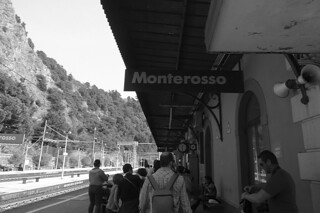 Monterosso - Train station