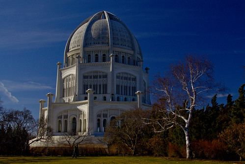 Bahai Temple Wilmette Illinois_MG_4624
