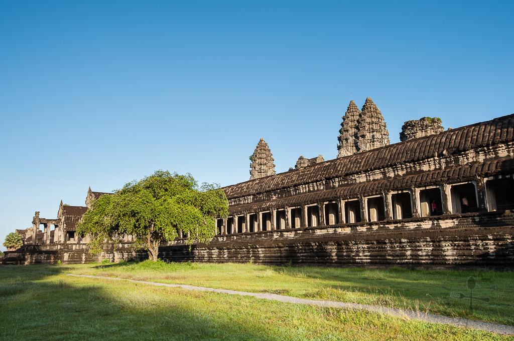 Enclosure of Angkor Wat