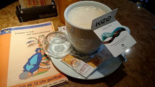 Chai-Tee (im Kneipen-Cafe-Restaurant Balou in Osnabrück)