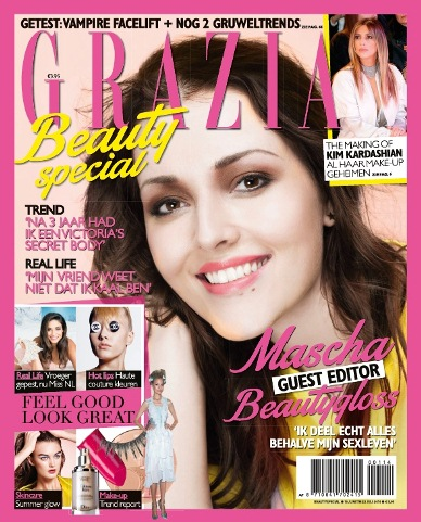 beauty special grazia