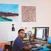 Digital Artist at Work by muidlatif™