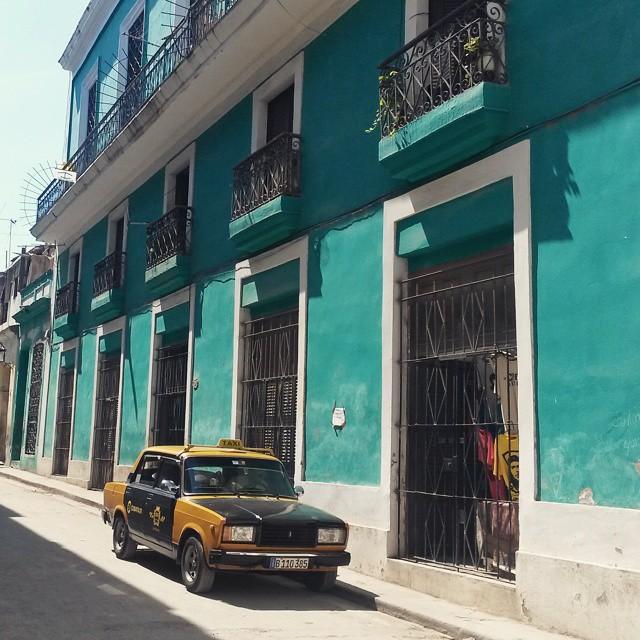 auto, Havanna, Kuuba